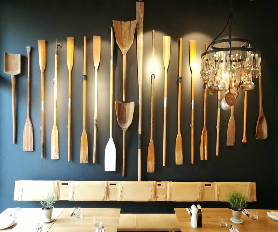 Restaurant Sardin interior
